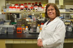 MSU researcher fighting tuberculosis, other infectious diseases around the world